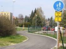 Cyklistická stezka Třeboní