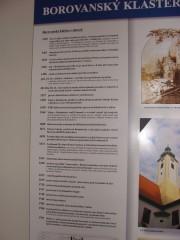 Borovanský klášter v datech