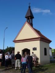 Kaple sv. Petra a Pavla v Třeboni na Kopečku