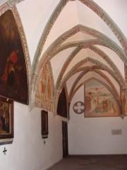 Augustiniánský klášter - křížová chodba