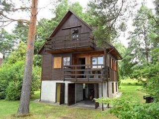 Chata Lipnice - u rybníku Podřezaný