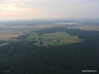 Horní a Dolní Miletín, rybník Dvořiště