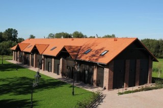 Schwarzenberský seník - ubytování Třeboň