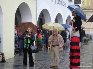 Fotogalerie akce festivalu Okolo Třeboně