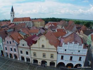 Fotogalerie Třeboň - náměstí