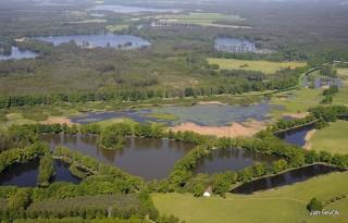Stříbřecké rybníky