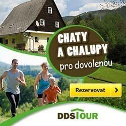 DDS TOUR Chaty a chalupy pro dovolenou