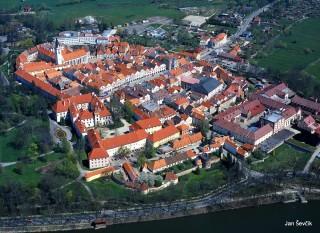 Fotogalerie: letecké snímky Třeboňska