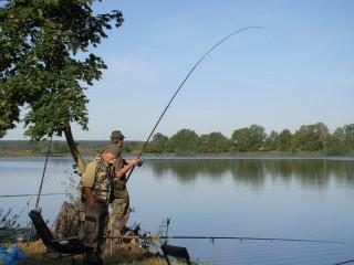 Rekreační rybaření 2013 na Třeboňsku