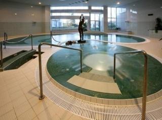 Rehabilitační bazén Bertiny lázně