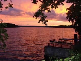 Seznam největších rybníků na Třeboňsku