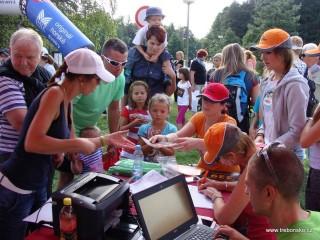 Registrace děti a těch, kteří se nestihli přihlásit do hl. závodu přes internet