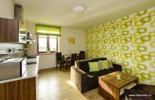 Apartmán Na Seníku - zelený