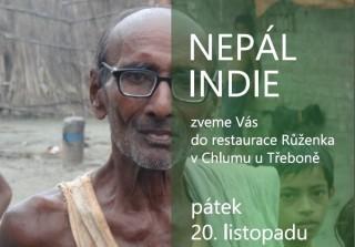 Indie Nepál
