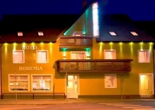 Rybí restaurace Bohemia