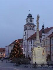 Vyhlídková věž Staré radnice