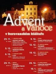 Advent Borovany