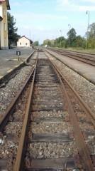 Do Třeboně po železnici?