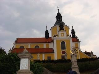 Kostel Nanebevzetí Panny Marie, Chlum u Třeboně