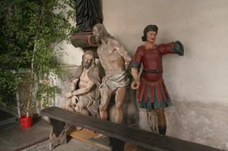 Sochy z křížové cesty