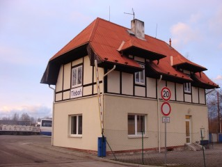 Budova ČSAD