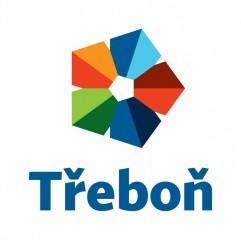 Město Třeboň - logo
