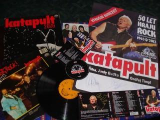 Rocková legenda jménem Katapult