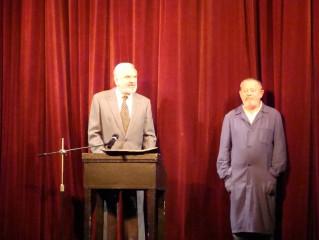Divadlo Járy Cimrmana - úvodní přednáška