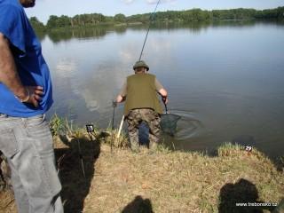 Rekreační rybaření na Třeboňsku