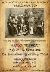 Plakát Bibis Spiritus Třeboň