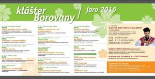 Borovany - jaro 2016