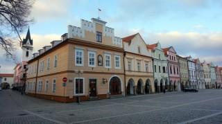 Vratislavský pům - penzion na náměstí