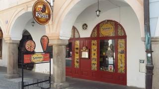 Sahara - Fast food a kavárna