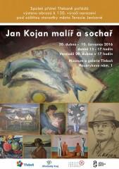 Kojan - výstava 2016