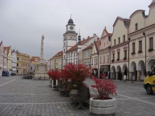 Masarykovo náměstí, Třeboň