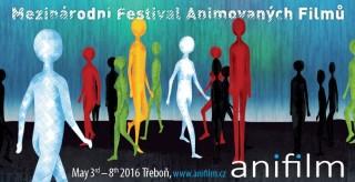 Anifilm Třeboň 3. - 8.5.2016