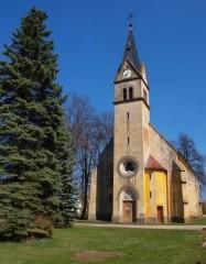 Rapšach - kostel