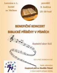 Benefiční koncert 9. 5.