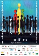 Plakát Anifilmu 2016