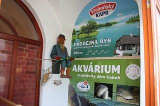 Akvárium Vratislavský dům