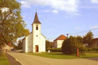 Cep: kaple sv. Jana Křtitele