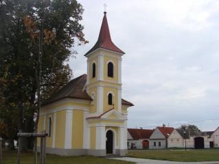 Lužnická kaple s. Jana Nepomuckého