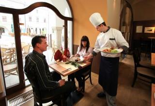 Restaurace Zdejší kuchyně