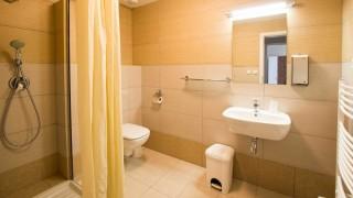 Penzion Rožmberk: Koupelna
