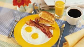 Penzion Rožmberk: snídaně