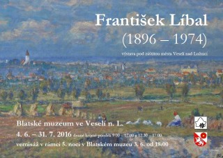 František Líbal - výstava