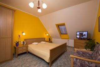 Rodinný hotel Bohemia***