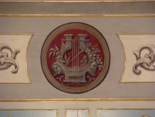 Divadlo Třeboň - detail