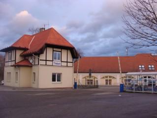 Autobusové nádraží Třeboň