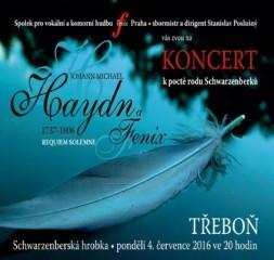 Fenix hraje Haydna